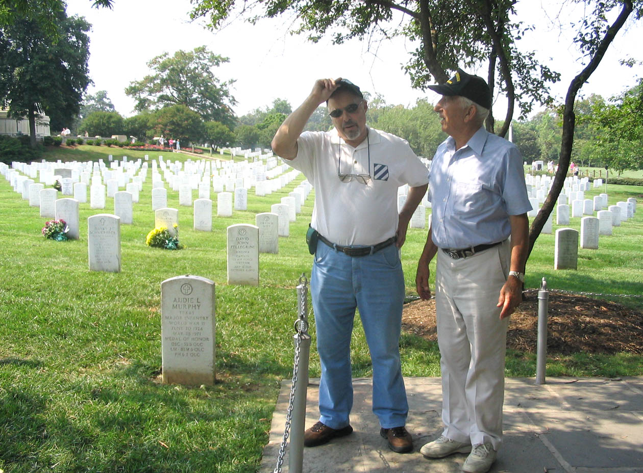 world war ii memorial arlington natl cemetery 2004