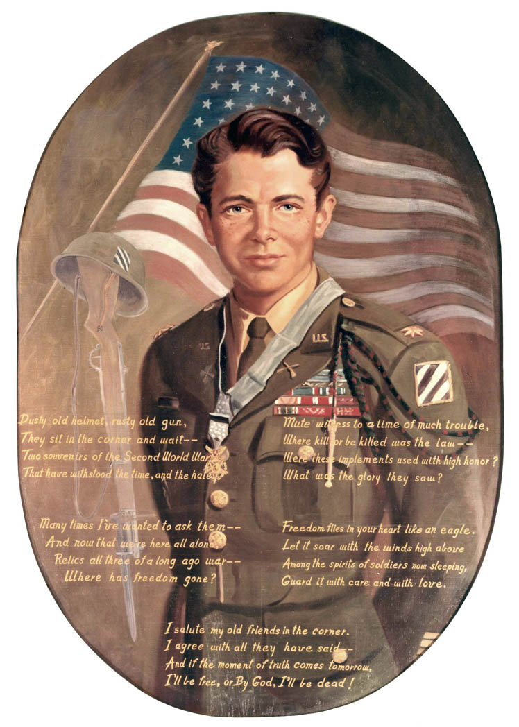 The legacy of audie murphy