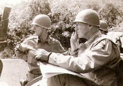 Patton picking his nose! (169134 bytes)